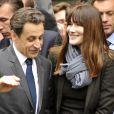 Carla Bruni a accepté de s'expliquer sur ELLE.fr