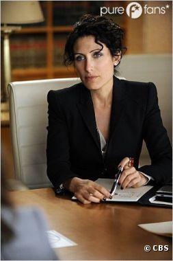 Nouveau rôle pour Lisa Edelstein