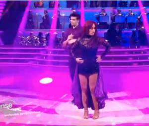 Amel Bent est une vraie showgirl !