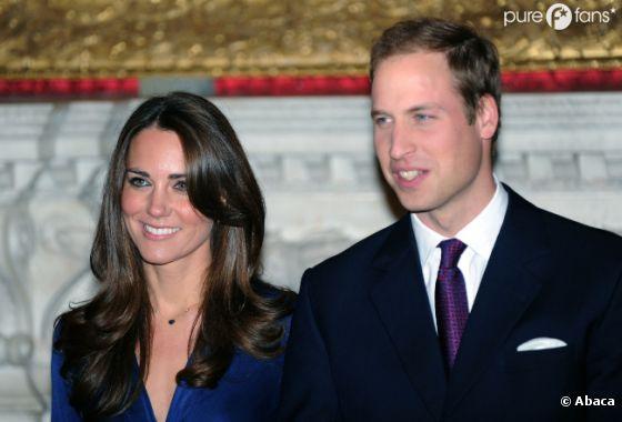 Le prince William et Kate Middleton attendent leur premier bébé