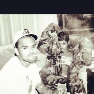 Rihanna et Chris Brown : nouvelle photo de couple provoc et sexy sur Twitter !