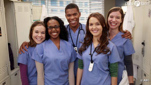 Les internes prennent le pouvoir dans Grey's Anatomy