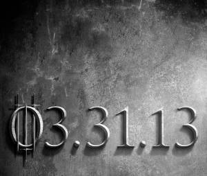 La saison 3 de Game of Thrones sera diffusée le 31 mars 2013