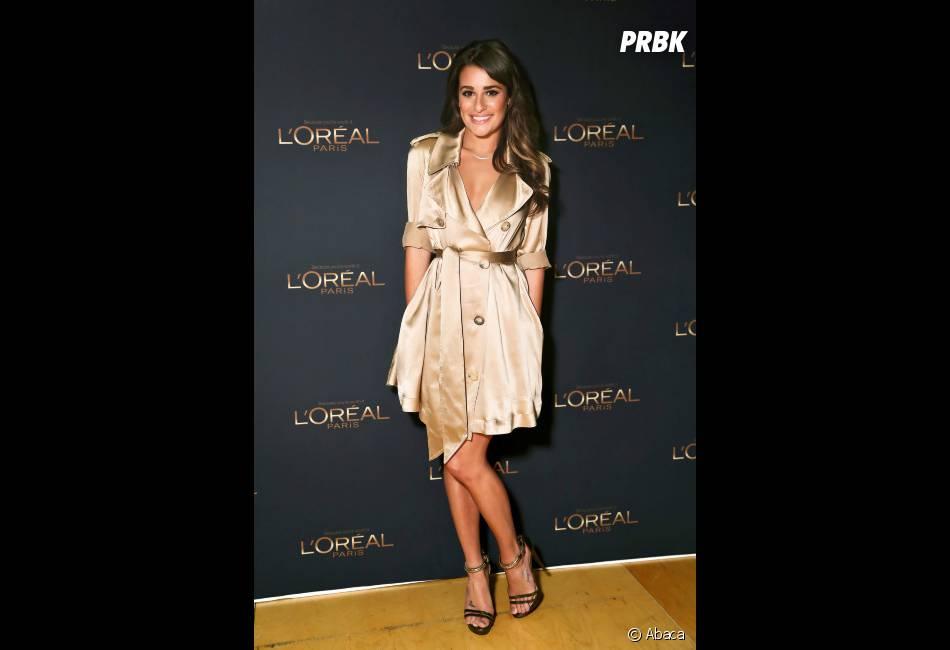 Lea Michele toujours aussi sexy !