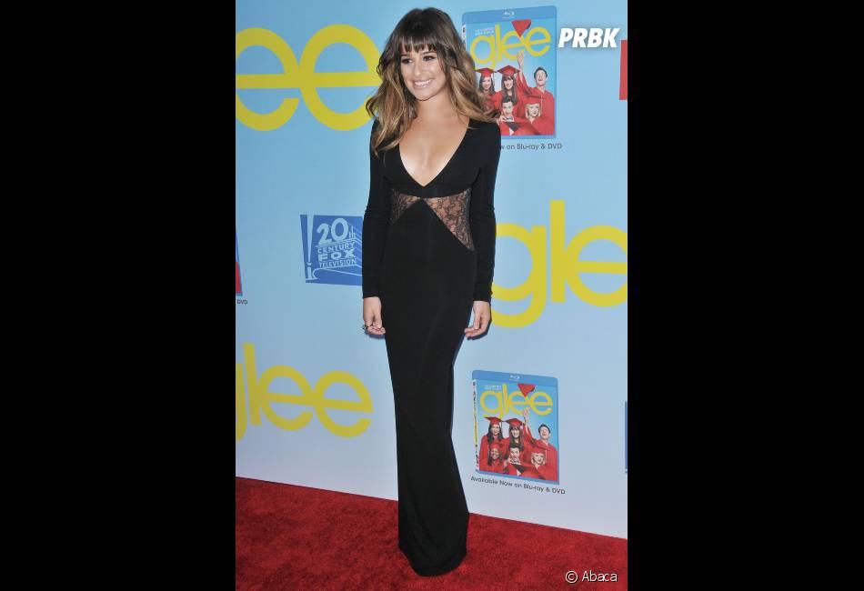Lea Michele est vraiment sublime