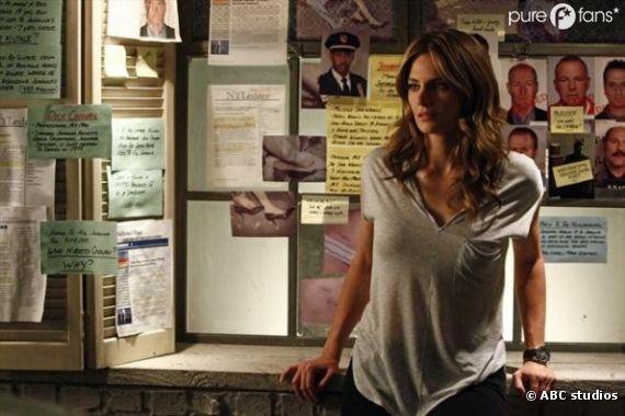 Kate va retrouver son psy dans Castle