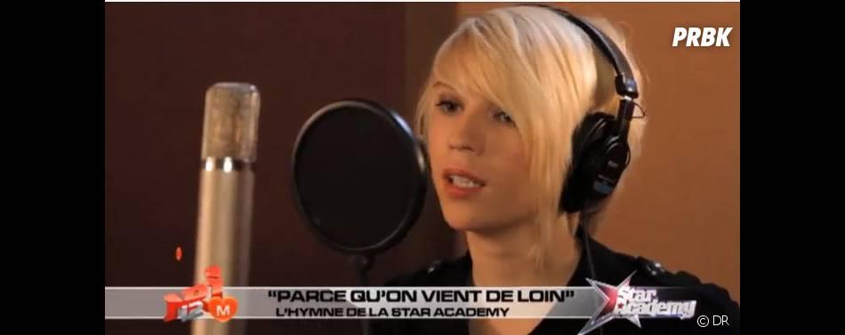 Laurène est la première de la classe Star Academy 9