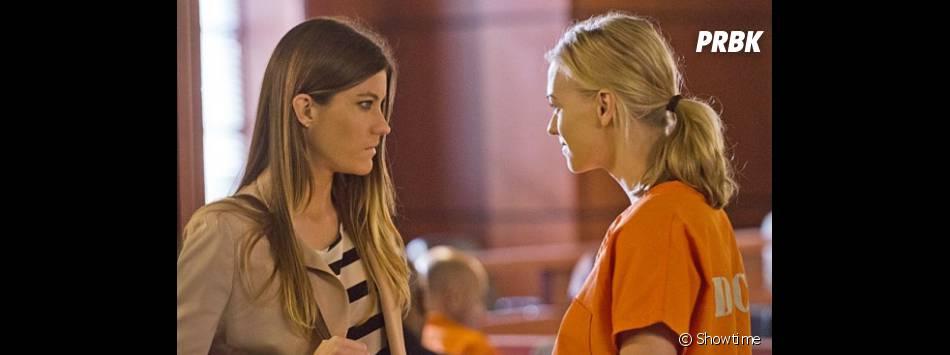 Que vient dire Debra à Hannah ?