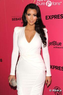 Kim Kardashian, sans Kanye West sur la carte de voeux familiale