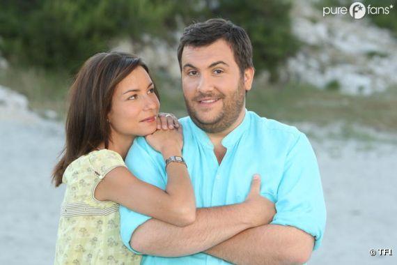 Jennifer Lauret quitte Camping Paradis et Laurent Ournac