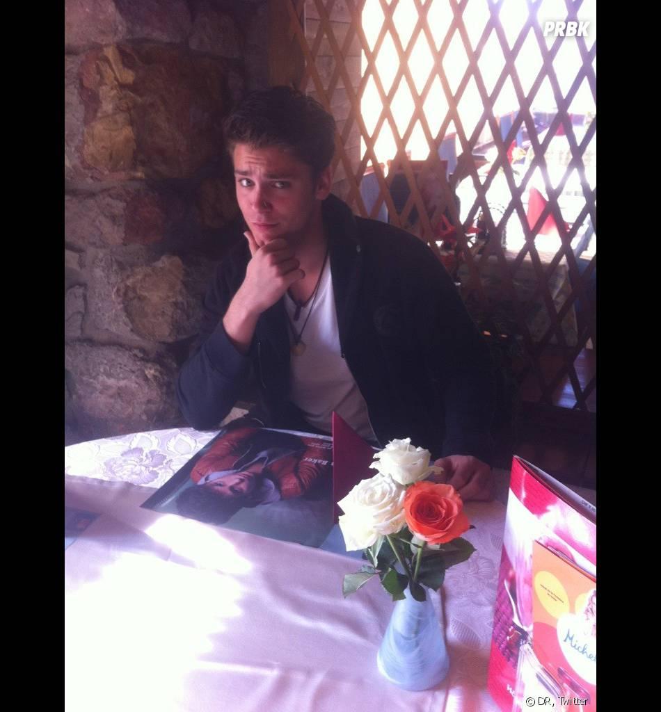 Bastian Baker est toujours célibataire !