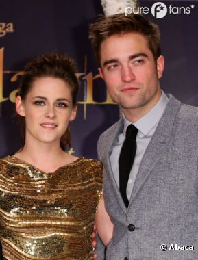 Kristen Stewart et Robert Pattinson, séparés à Noël