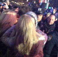 Harry Styles et Taylor Swift : la vidéo de leur kiss pour le nouvel an