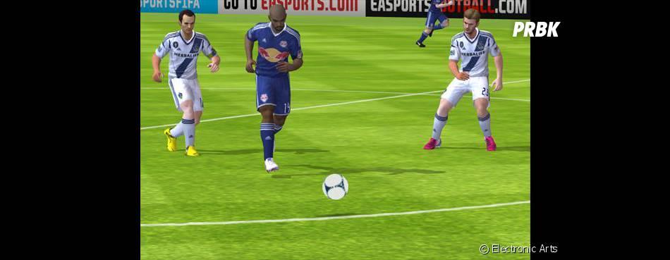 FIFA 13 sur mobile est incroyable