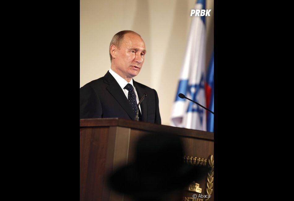 Vladimir Poutine a tenu parole !