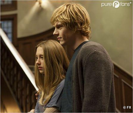 Une histoire à la Roméo et Juliette dans American Horrror Story ?