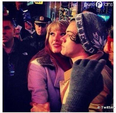 Harry Styles et Taylor Swift se seraient séparés