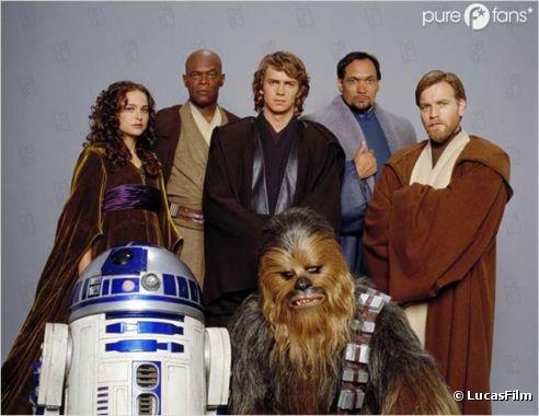 Star Wars en série ? Bientôt possible