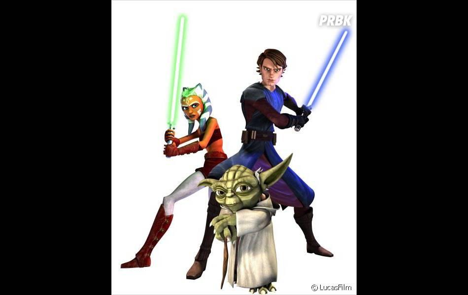 Le dessin animé Star Wars est un vrai succès