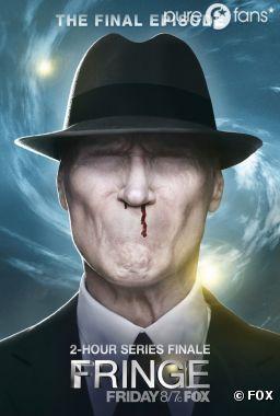 Le poster qui sent mauvais pour les Observateur dans Fringe