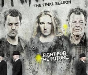 Les posters s'enchaînent avant la fin de Fringe