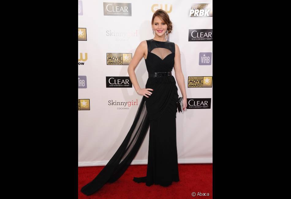 Jennifer Lawrence reste muette sur sa séparation