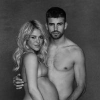 Shakira enceinte et à moitié nue pour la bonne cause
