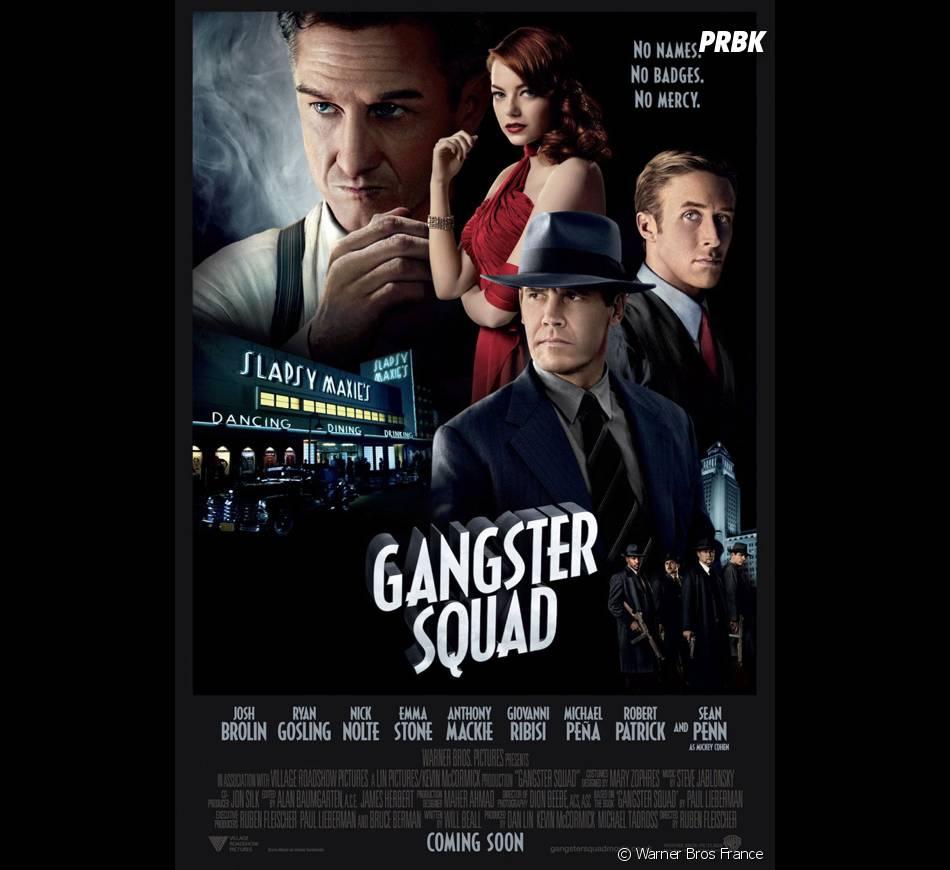 Gangster Squad est 4ème !