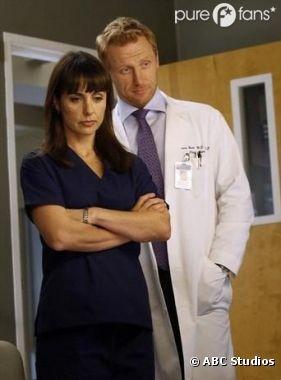 Invasion de nouveaux médecins dans Grey's Anatomy