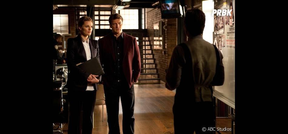 Rick et Kate vont enquêter sur le meurtre d'une jeune femme dans Castle