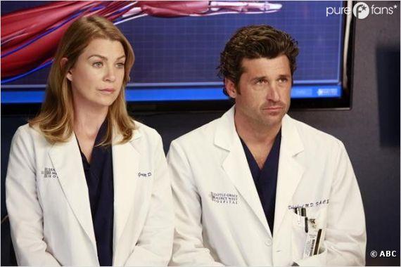 Derek et Meredith vont-ils perdre leur bébé ?