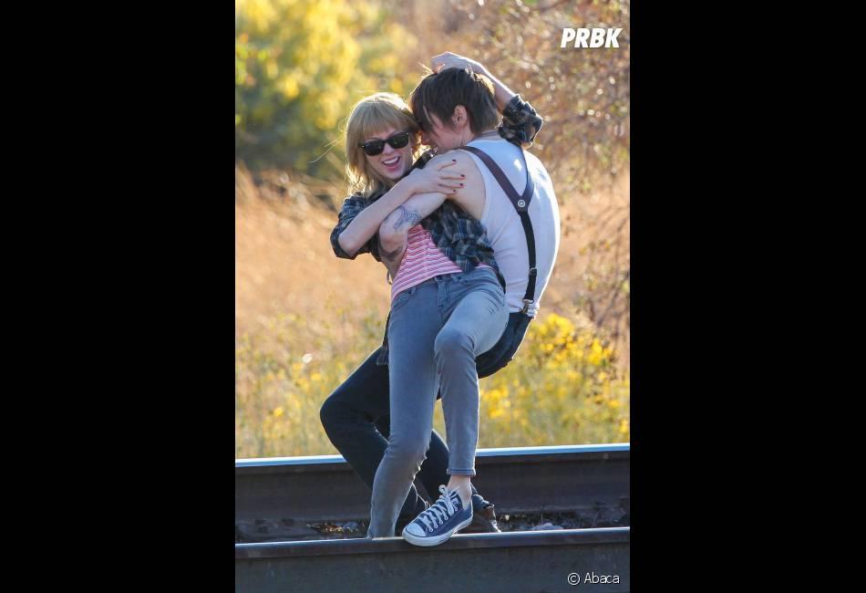 Taylor Swift voulait jouer un personnage pour son nouveau clip, d'où le changement de look.