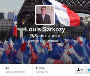 Sarko_Junior est sur Twitter !