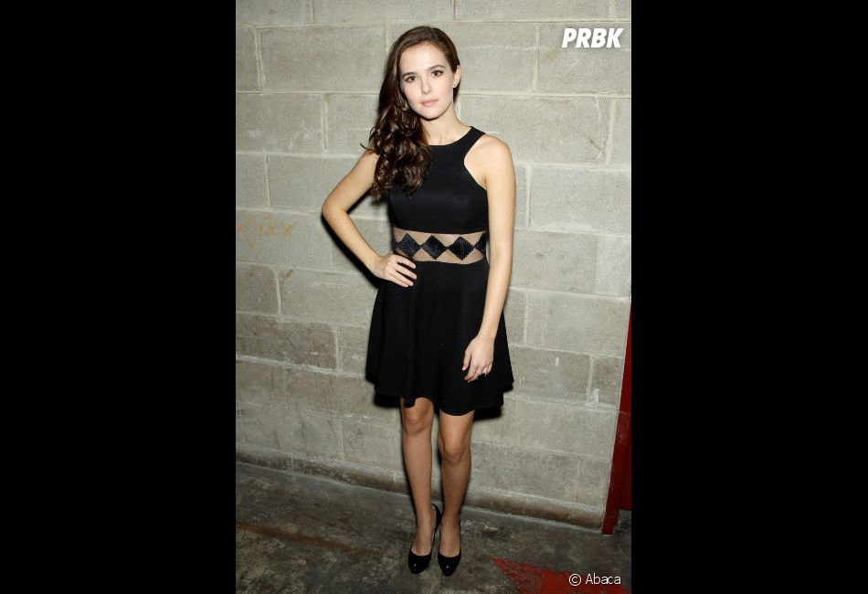 Zoey Deutch tiendra le premier rôle de Vampire Academy