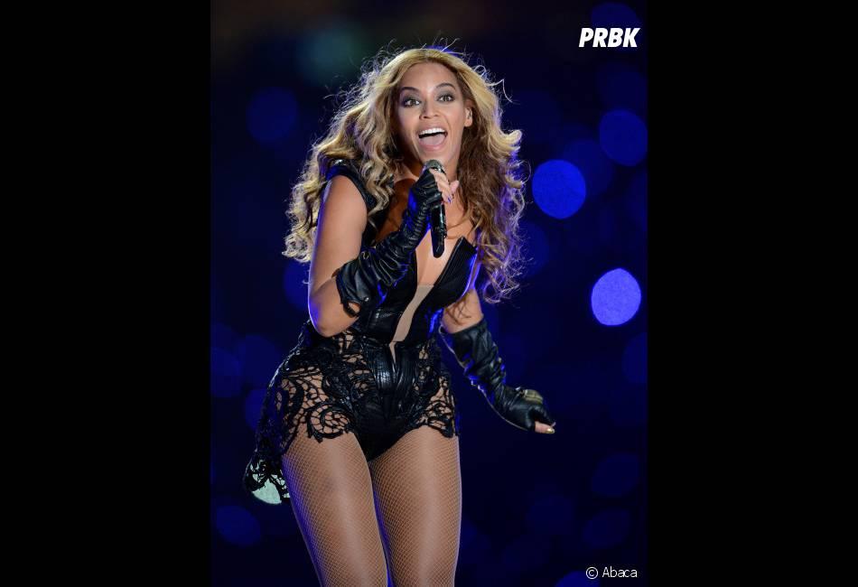 Beyoncé a perdu du poids grâce au Super Bowl