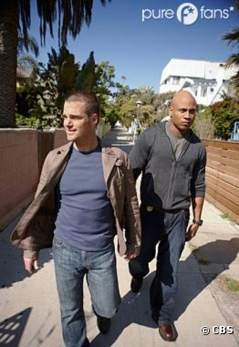 NCIS Los Angeles recrute son premier agent