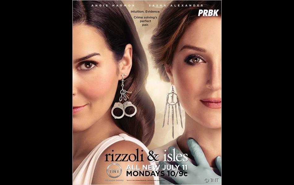 Rizzoli & Isles devrait plaire aux téléspectateurs
