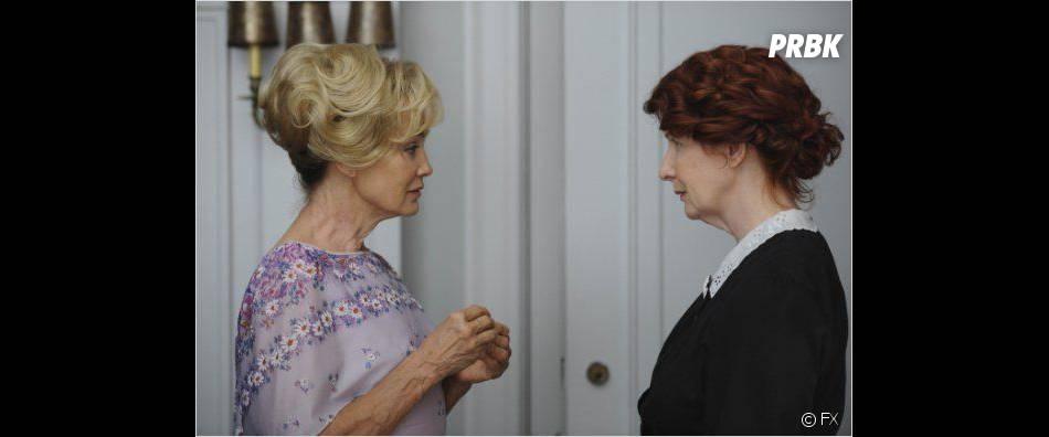 Frances Conroy aime la série