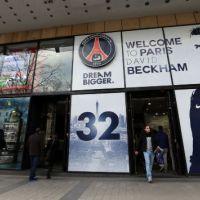 David Beckham au PSG : la boutique des Champs-Elysées se refait une beauté