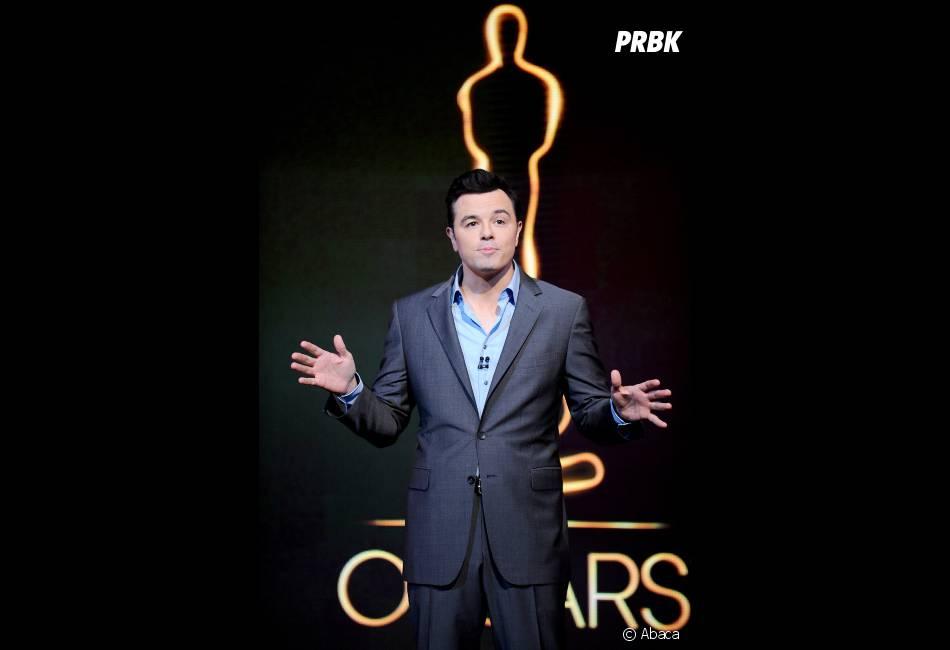 Seth MacFarlane présentera les Oscars 2013