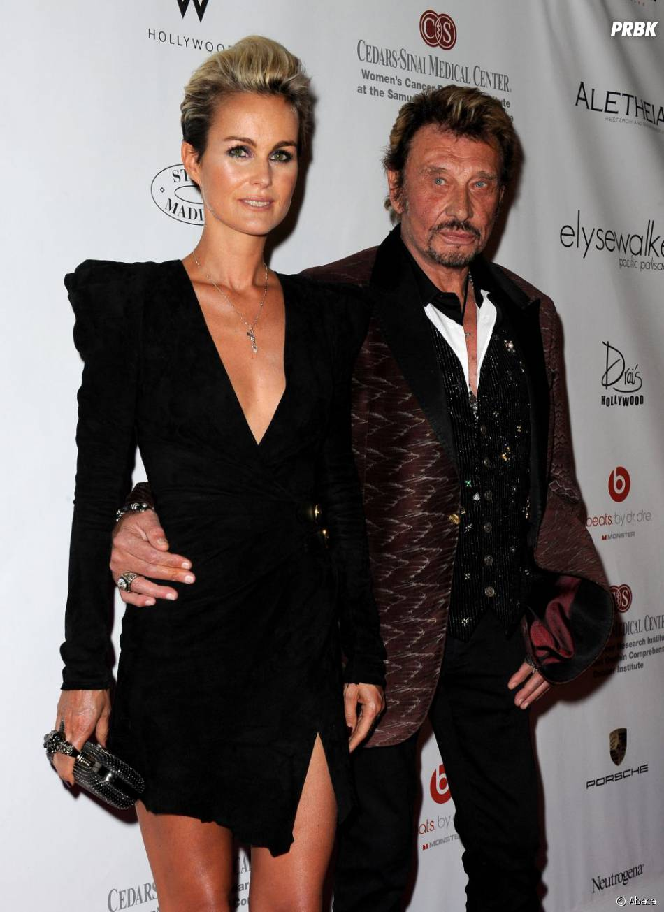 Johnny Hallyday veut profiter de sa femme et ses deux filles