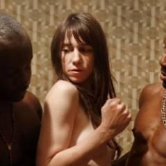 Nymphomaniac : Charlotte Gainsbourg nue mais floutée ?