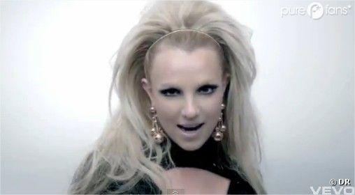 Britney Spears chante-t-elle vraiment sur Scream and Shout ?