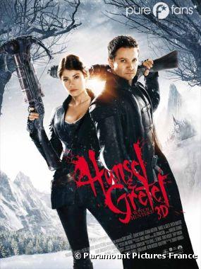 Affiche du film Hansel & Gretel