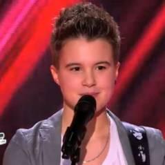 The Voice 2 : Loïs Silvin (La France a un incroyable talent 2011) dans l'équipe de Louis Bertignac