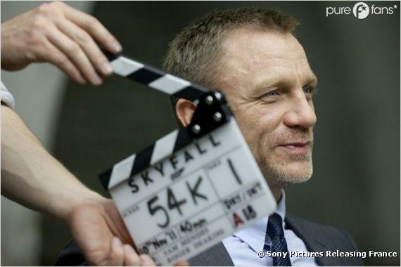 Le tournage du nouveau James Bond déjà programmé ?