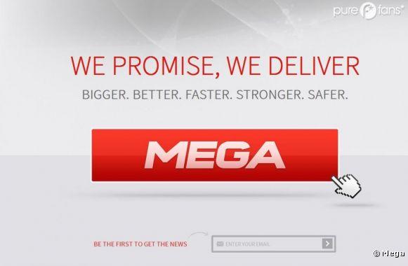 Mega a été lancé il y a un mois
