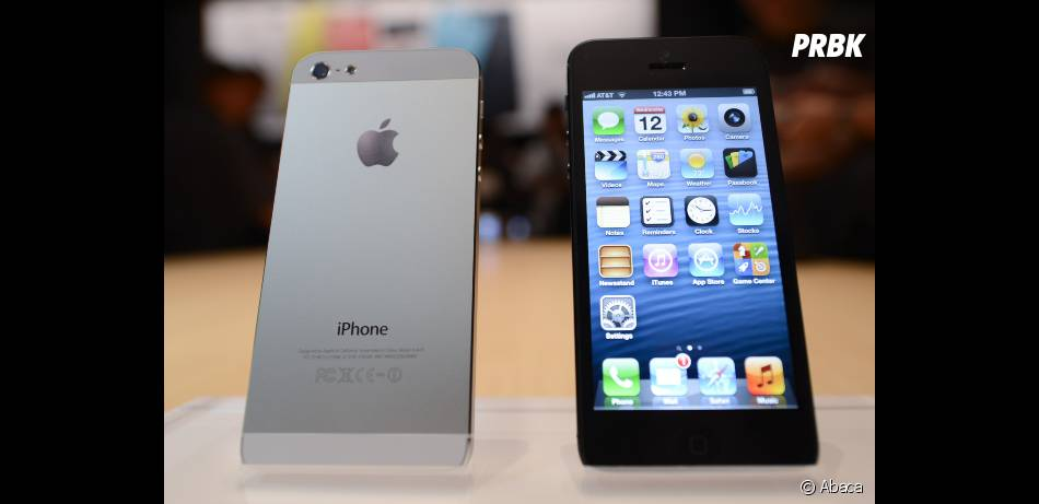 L'iPhone 5, grand ennemi du Samsung Galaxy S4