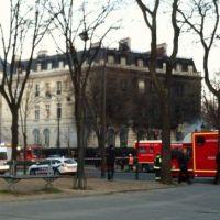 L'Arc : un incendie (criminel ?) ravage la boîte de nuit parisienne