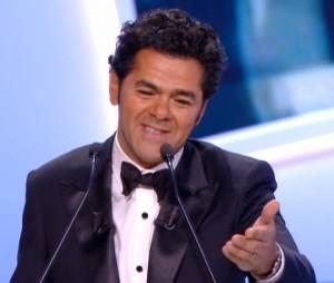 """Revoir de discous de clôture de Jamel, avec un message à sa """"Première dame"""" aux Césars 2013"""